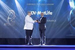 BIDV MetLife là Doanh nghiệp Việt Nam xuất sắc châu Á