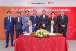 Hanwha Life Việt Nam ký kết hợp tác chiến lược cùng YAN Financial