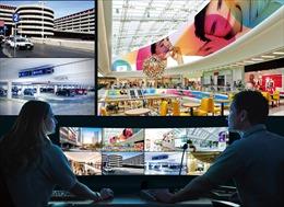 Màn hình giám sát: Hệ thống 'mắt thần' đảm bảo an ninh công cộng