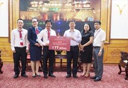 DOJI ủng hộ 1 tỷ đồng, san sẻ khó khăn người dân vùng lũ Thừa Thiên – Huế
