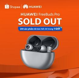 Huawei FreeBuds Pro chính thức mở bán ngày 11.11