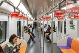 Ứng dụng tra tàu điện Thượng Hải tích hợp các giải pháp trong giao thông của Mastercard