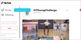Khởi động thử thách nhảy độc đáo với giải thưởng là chuyến du lịch Seoul