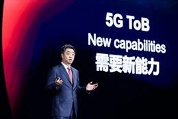 5G tạo ra giá trị mới cho các ngành và các cơ hội tăng trưởng mới