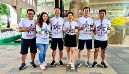 20 năm Manulife Việt Nam đồng hành cùng Terry Fox Run