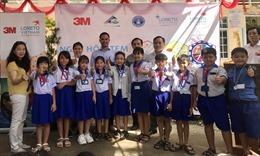 3M mang giáo dục STEM đến vớihọcsinhtiểuhọc AnGiang