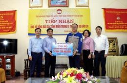 Công ty TNHH Gang thép Tuyên Quang luôn đề cao trách nhiệm với cộng đồng, xã hội
