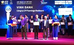 TST tourist nhận giải công ty lữ hành đưa khách du lịch ra nước ngoài hàng đầu