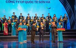 Tập đoàn Sơn Hà lần thứ 3 liên tiếp được trao Thương hiệu quốc gia