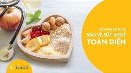 Bảo hiểm Bảo Vệ Sức khỏe Toàn diện của Sun Life Việt Nam