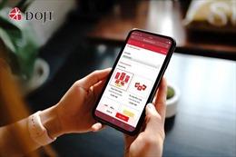 Tập đoàn Doji ra mắt hình thức mua bán vàng vật chất trực tuyến eGold