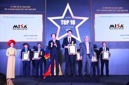 MISA nằm trong top doanh nghiệp hàng đầu cung cấp nền tảng chuyển đổi số