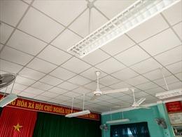 Saint-Gobain hỗ trợ tái thiết trường học miền Trung