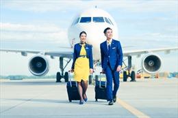 Vietravel Airlines ra mắt nhận diện trang phục và kí hiệu bay