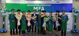 Manulife Việt Nam tổ chức lễ tốt nghiệp Master Financial Advisor đầu tiên