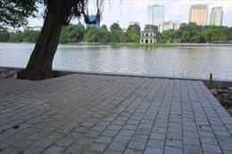 """""""Kè bảo vệ bờ hồ Hoàn Kiếm"""" là sự kiện KHCN nổi bật năm 2020"""