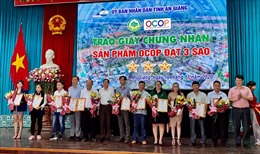 An Giang: OCOP là động lực quan trọng cho phát triển kinh tế khu vực nông thôn