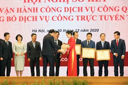 Ví MoMo nhận bằng khen của Chính Phủ