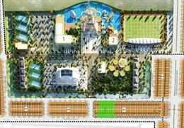 Tập đoàn Hanaka đề xuất hỗ trợ xây dựng địa điểm phục vụ cho thi đấu bộ môn Quần vợt SEA Games 31