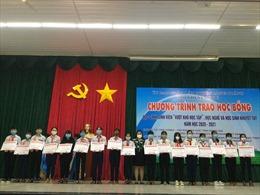 Vedan Việt Nam đồng hành cùng học sinh vượt khó