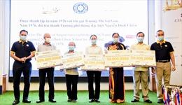 Giải Golf Saigontourist Group gây quỹ vì học sinh nghèo hiếu học