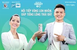 Quang Hải và H'Hen Niê kêu gọi cộng đồng tái chế lon nhôm bảo vệ môi trường
