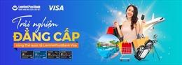 Ra mắt thẻ Quốc tế LienVietPostBank Visa