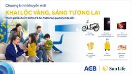 Sun Life Việt Nam với 'Khai Lộc Vàng, Sáng Tương Lai'