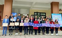 """Học sinh Quảng Trị đón nhận hơn 20.000 cuốn sách từ """"Góp sách ươm mơ"""""""