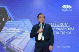 NS BlueScope Việt Nam đồng hành cùng doanh nghiệp kho vận Việt Nam