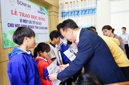 SonKim Land trao học bổng cho học sinh nghèo Quảng Nam