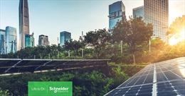 Schneider Electric đứng đầu Bảng xếp hạng doanh nghiệp bền vững nhất Thế giới 2021