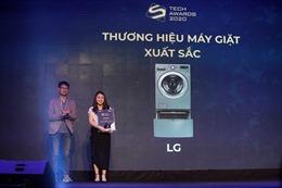 Máy giặt LG được vinh danh tại Tech Awards 2020