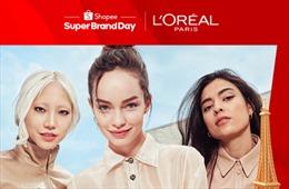 L'Oreal và Shopee ghi nhận sự hưởng ứng tích cực 'Chính nữ - Vì bạn xứng đáng'