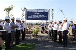 """Lễ phát động hưởng ứng phong trào """"Tết trồng cây"""" năm 2021 tại Công ty nhiệt điện Vĩnh Tân"""