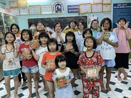 Chương trình Xuân Yêu Thương cho trẻ em tại các Trung tâm Casa Herbalife Nutrition