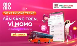 Ví MoMo thúc đẩy chuyển đổi số doanh nghiệp vận tải