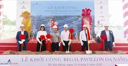 Đất Xanh Miền Trung phát triển dòng sản phẩm shophouse siêu sang chuẩn quốc tế Regal Pavillon