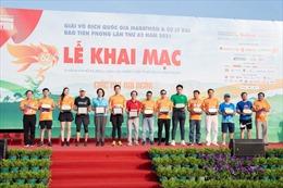 Herbalife Việt Nam hỗ trợ tổ chức Giải Vô địch quốc gia marathon và Tiền Phong Marathon 2021