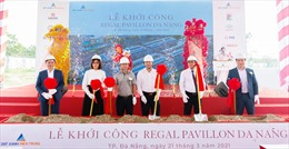 Đất Xanh Miền Trung thể hiện đẳng cấp quốc tế bằng tiến độ xây dựng dự án ấn tượng tại hàng loạt tỉnh thành