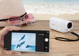 Canon ra mắt máy ảnh PowerShot ZOOM kiêm ống nhòm