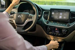 Doanh số xe Hyundai tháng 3/2021 tăng 125% so với tháng trước