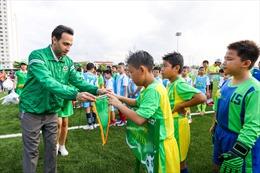 Nestlé MILO tiếp sức Festival bóng đá học đường TP Hồ Chí Minh