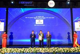 Novaon đạt Top 50 doanh nghiệp tăng trưởng xuất sắc nhất Việt Nam 3 năm liên tiếp