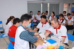 Công ty cổ phần Tập đoàn Nhà phố Việt Nam hiến máu tình nguyện