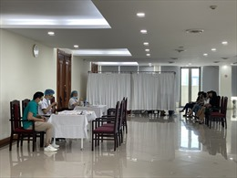 'Tầm soát ung thư vú' cho nữ công chức, viên chức, người lao động TTXVN tại Hà Nội