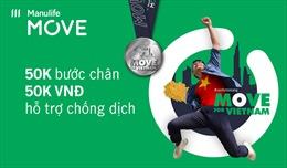 Manulife Việt Nam nhận giải thưởng vì đóng góp cải thiện sức khỏe cộng đồng