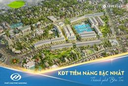 Điểm sáng khu đô thị mới Phố chợ Phú Khương