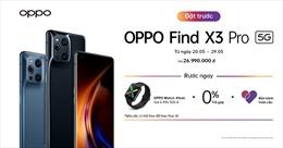 Oppo Find X3 Pro 5G ra mắt tại Việt Nam