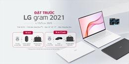 Ra mắt laptop LG gram phiên bản thế hệ mới 2021